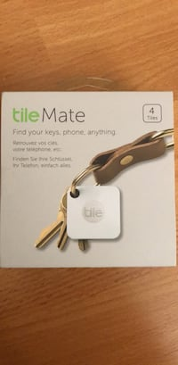Tile Mate 4 pack BNIB Burnaby, V5H 4J2