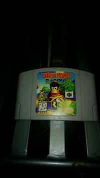 Authentic diddy kong n64 game Mississauga, L5A 3K7