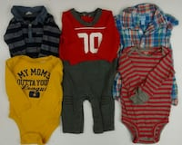 (194) Baby clothes for boys 0-24 months Etobicoke