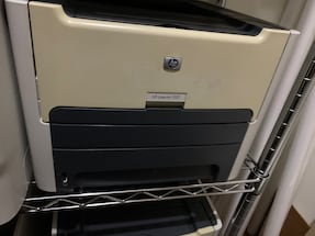 2 Laserjet printers available
