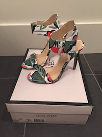 Nine West Floral Sandals 3 pairs - New with box Toronto, M5E
