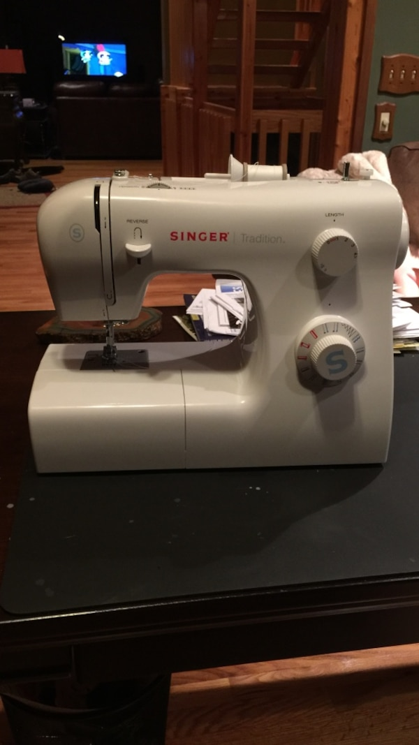 Used Singer Tradition Sewing Machine For Sale In Piney Flats Letgo Adorable Singer Tradition Sewing Machine
