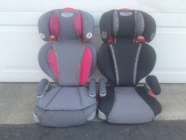 Used Graco High Back Turbo Booster Car Seats Boys Girls For Sale In