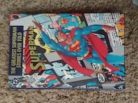 "The greatest superman stories told ""superman"" Knoxville, 37921"