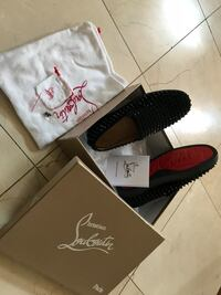 Pair of black Louboutin shoes Vaughan, L6A 0Z7