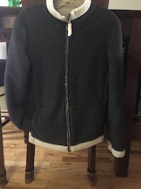 Warm cozy zip up sweater Edmonton, T5P 3M7