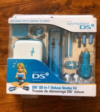 Nintendo DS  Starter kit ** DOES NOT INCLUDE THE CONSOLE**