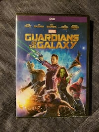 Guardians Of The Galaxy DVD (sealed) 3745 km