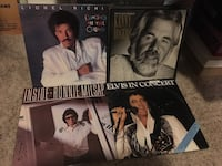Records in perfect shape hardly used limited editions