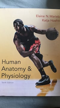 Human Anatomy & Physiology book