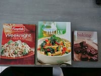 Cookbooks Markham