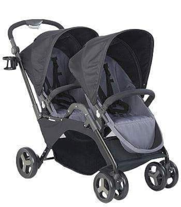 Used Zobo Beacon Tandem Stroller Eclipse For Sale In Waterford