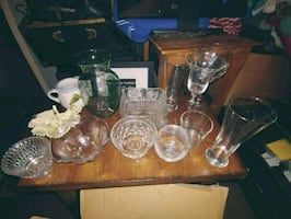 Assorted China and Plateware