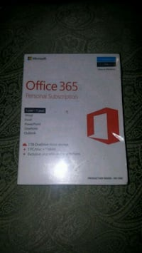 Microsoft office 365 personal subscription 1 Year Ottawa, K1R 7H2