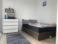 Bed Frame with Drawers Full Double Size Toronto, M4Y 0B7