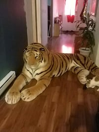 white and brown tiger plush toy 781 km