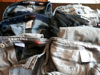 assorted-colored denim bottoms lot St. John's, A1B 3C4
