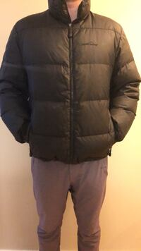 Eddie Bauer Down Jacket - Large Tall