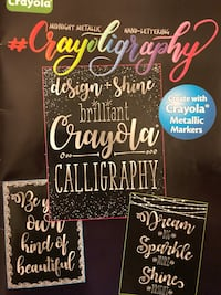 Calligraphy book (new)