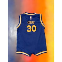 24 month old golden state warriors curry jersey