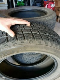 auto tire set of 4 1778 mi