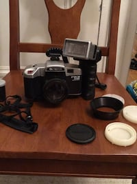 I have this camera  it's very old but is still work with 2 rolls film Kodak New York, 11223