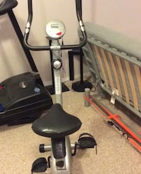 Advantage fitness exercise bike.