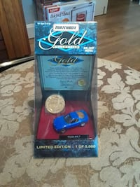 blue and black Hot Wheels toy car Fort Myers, 33901