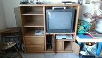 Entertainment center / tv stand Milwaukie, 97267