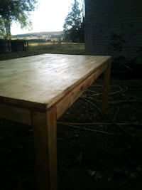 solid wood table Chicago, 60625