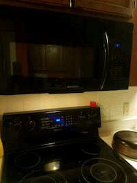 black and gray microwave oven Lakeland, 33810