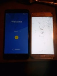 two black and red android smartphones Rockford, 37853