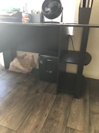 Black ikea desk  Sandy, 84094