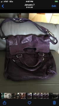 Lucky Leather crossbody bag