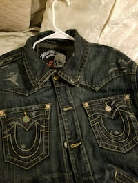 Jean jacket Washington, 20010