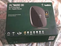 Belkin AC1600 dual-band router  Odessa, 79762