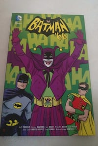 Hard cover Batman Comic Vol.4 (colourful pages) Singapore, 168731