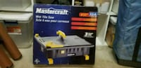 Mastercraft wet tile saw bnib Brampton