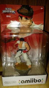 New Super smash bro ryu figured street fighter Elizabeth
