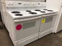 GE Electric Oven Tempe