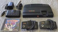 TURBOGRAFX Retro Gaming Systems+Controllers/Games! READ DESCRIPTION! Brampton, L6Y 4G6