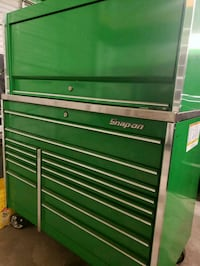 Snap on double bank, trade