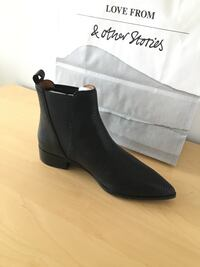 """& Other Stories"" Leather Chelsea Boots Lidingö, 181 45"