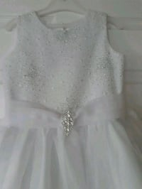 Communion or flower girl dress