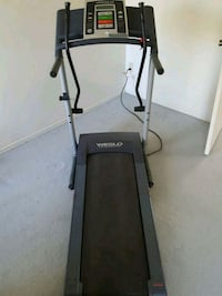 black and gray automatic treadmill Mississauga