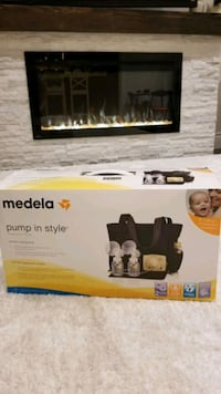 Medela breast pump Milton, L9T