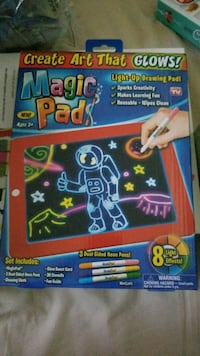 NEW Light up drawing pad West Springfield, 22152