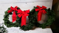 Christmas Wreath Maugansville