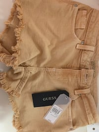 GUESS Jean Shorts NEW Women's Size S Markham, L3R 8Y2
