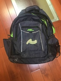 black and green Under Armour backpack Calgary, T2T